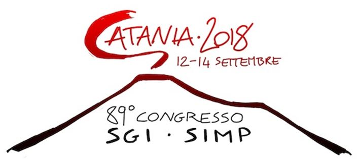 Congresso dal titolo Geosciences for the environment, natural hazard and cultural heritage, che si terrà a Catania dal 12 al 14 settembre 2018