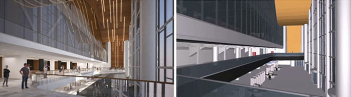 modello 3D in ARCHICAD