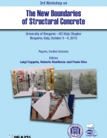 3rd Workshop on The New Boundaries of Structural Concrete