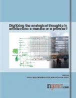 Digitizing the analogical thoughts in architecture