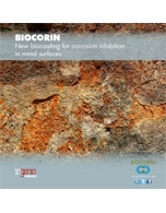 BIOCORIN New biocoating for corrosion inhibition in metal surfaces