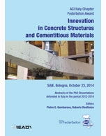 Innovation in Concrete Structures and Cementitious Materials