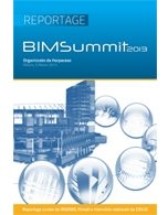 Reportage BIM Summit 2013